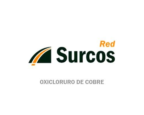 OXICLORURO DE COBRE SURCOS