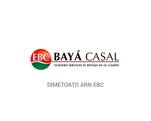 DIMETOATO ARN EBC