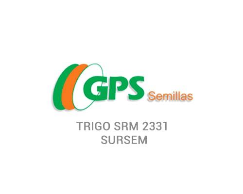 TRIGO SRM 2331 - SURSEM